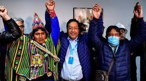 BOLIVIA, A DISPETTO DEL GOLPE STRAVINCE IL MAS