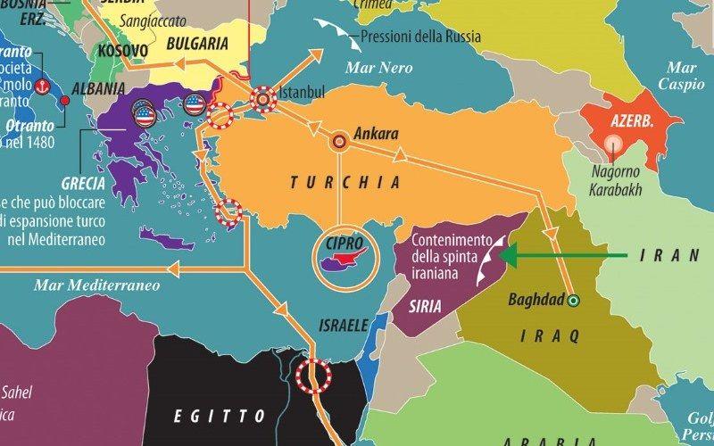 TURCHIA-GRECIA, UNO SCONTRO LOCALE, ANZI GLOBALE